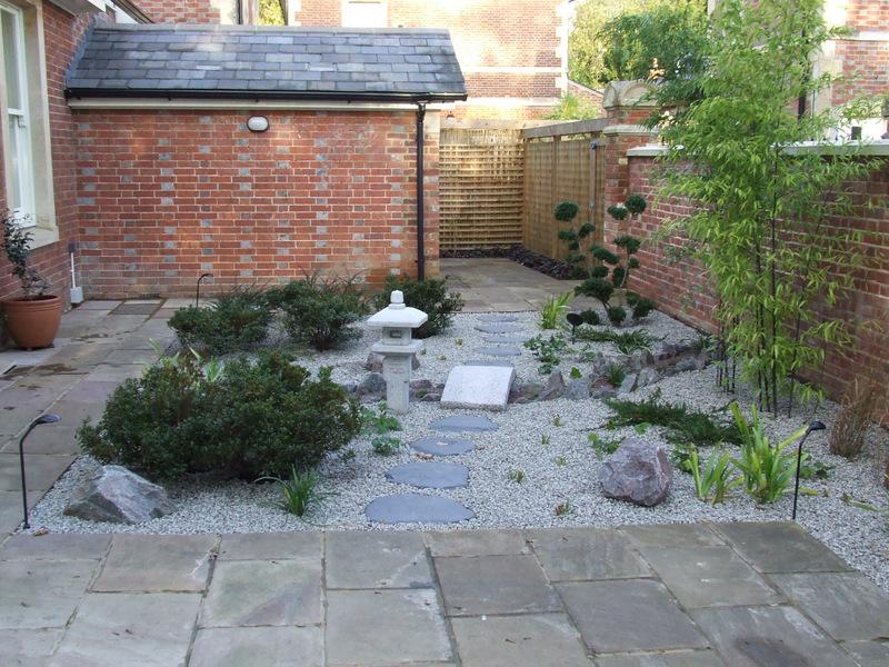 Japanese Themed Courtyard Garden Playfoot Design