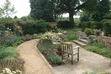 town garden - Garden Design Kent
